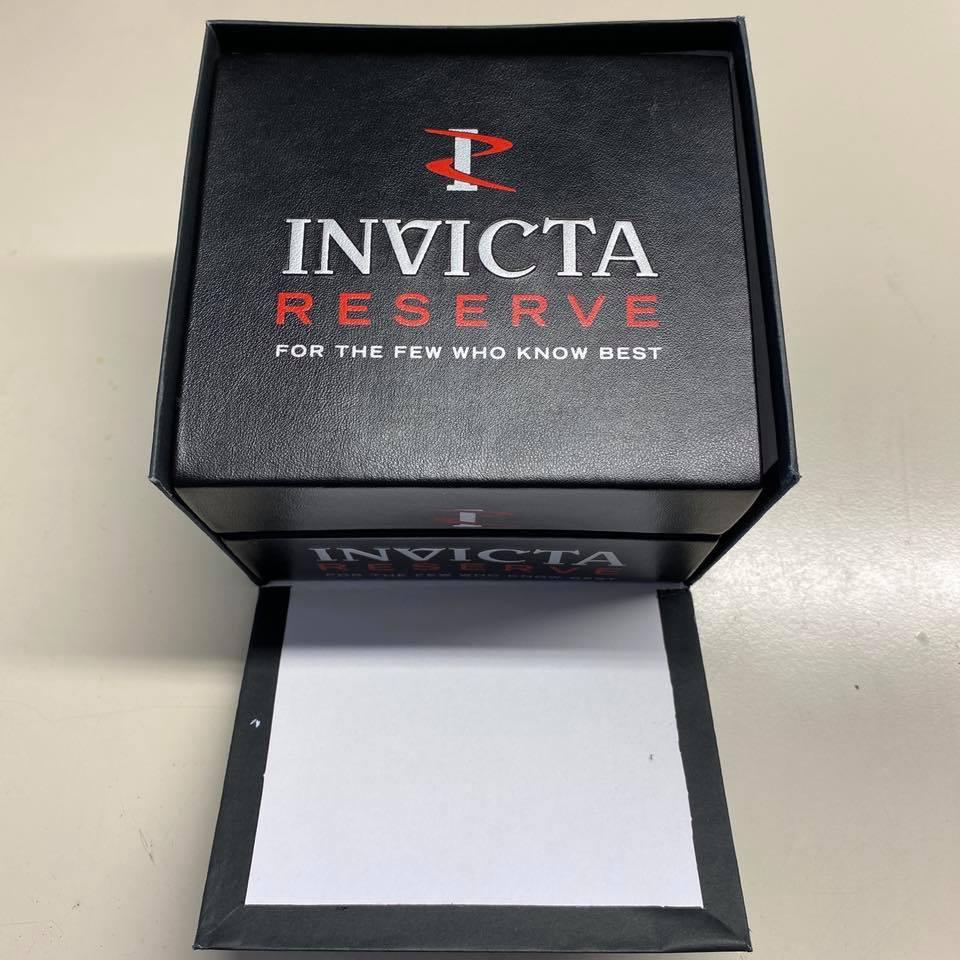 INVICTA RESERVE VENOM CHRONOGRAPH 118535