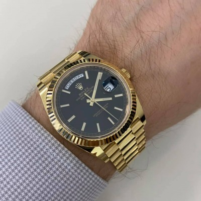 ROLEX Day Date Yellow Gold 40 mm 228238