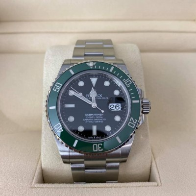 ( Sıfır ) ROLEX New Submariner 126610 LV ( Starbucks )