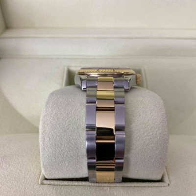 ROLEX Date Just Lady 31 mm Steel and Yellow Gold 178273