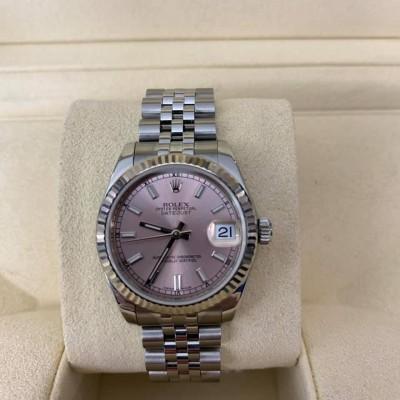 ROLEX Date Just Lady 31 mm 178274 Jubilee