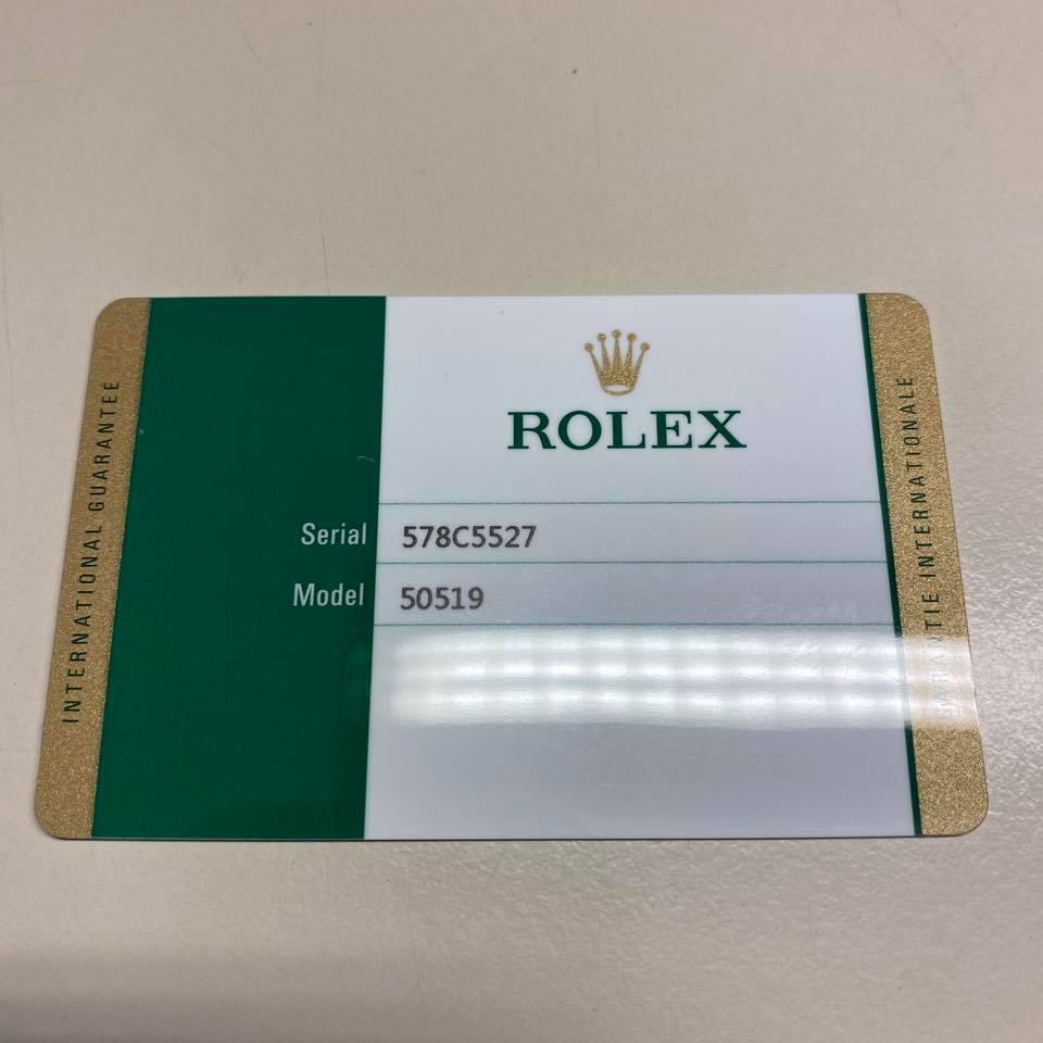 ROLEX CELLİNİ DATE 50519 WHİTE GOLD
