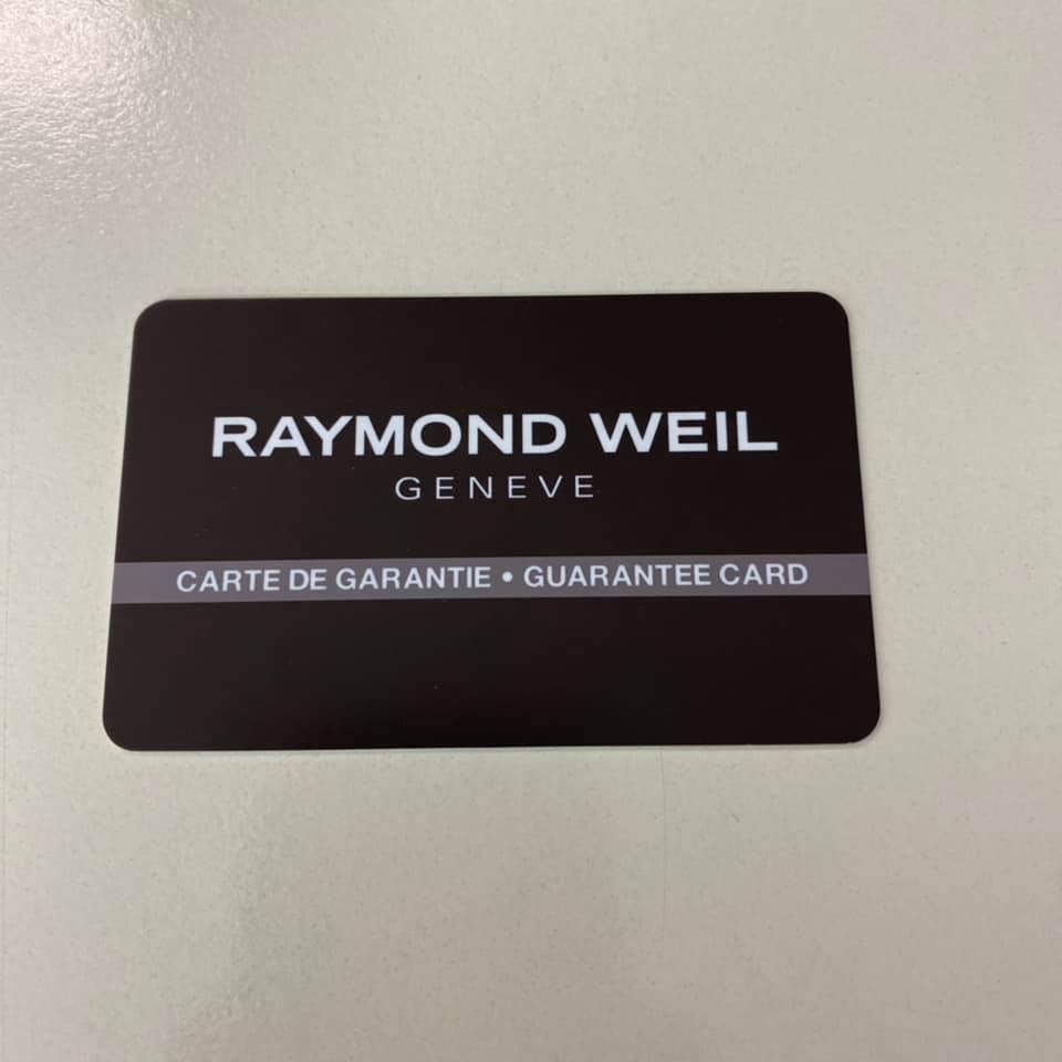 ( Seri Sonu ) ( Fırsat Fiyat ) RAYMOND WEIL Sport Multi Function  8400-ST-20001