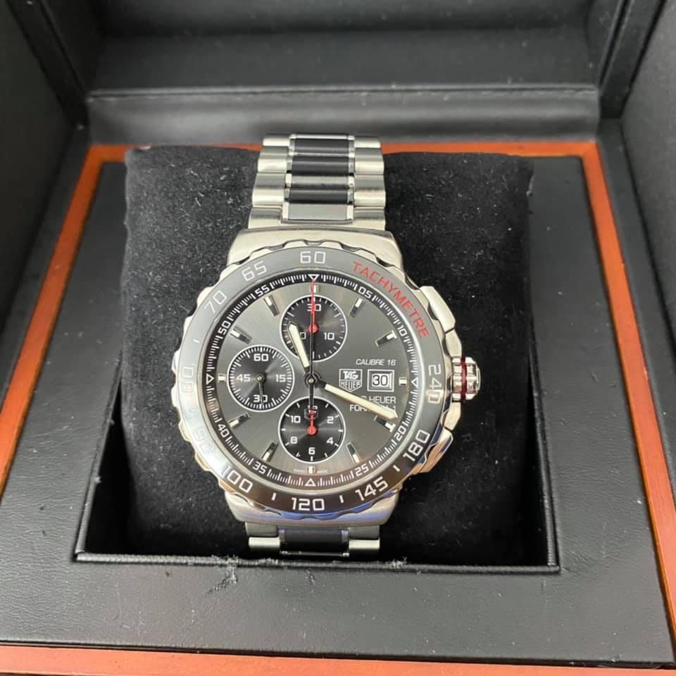 Tag Heuer Formula 1 Calibre 16 Chronograph CAU2011.BA0873