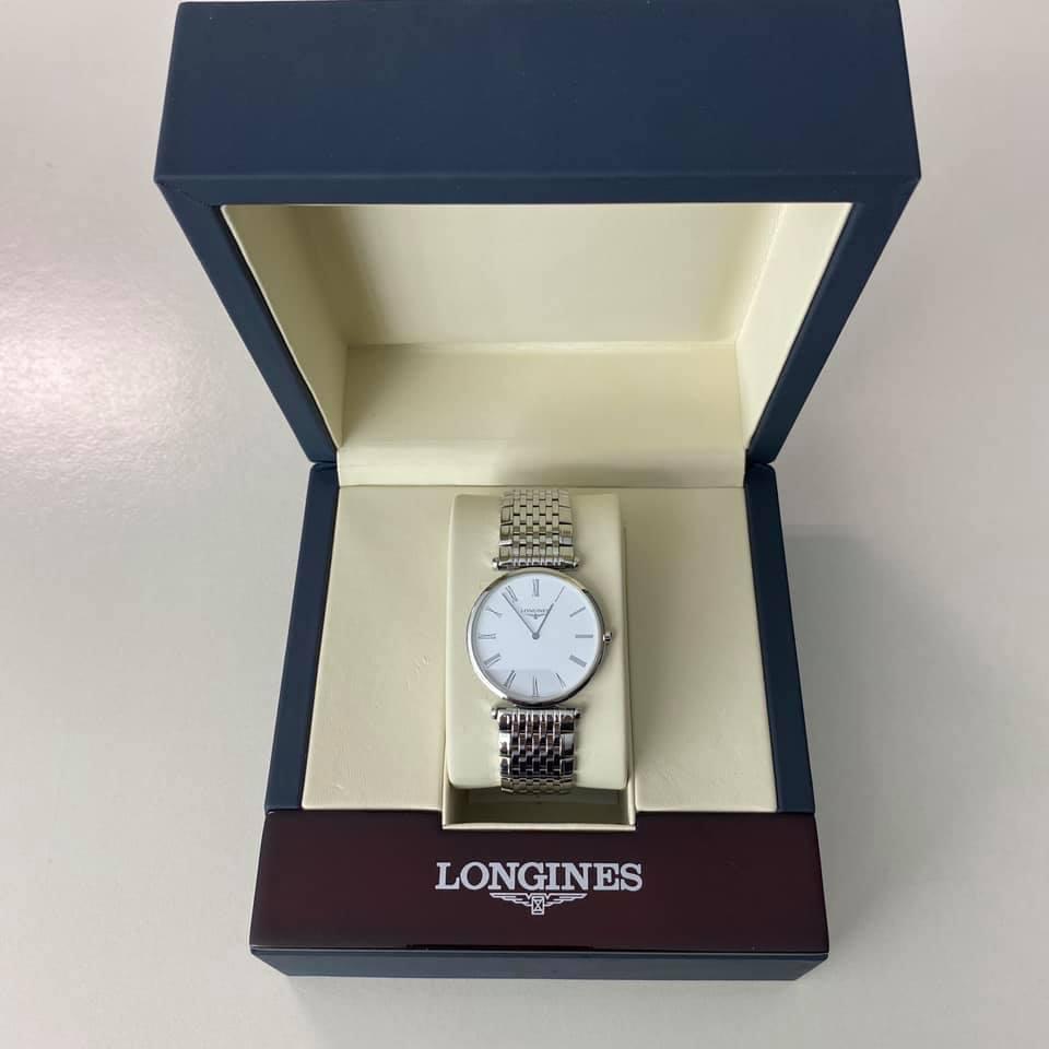 LONGINES LE GRANDE CLASSİC MEN'S L4.709.4.11.6