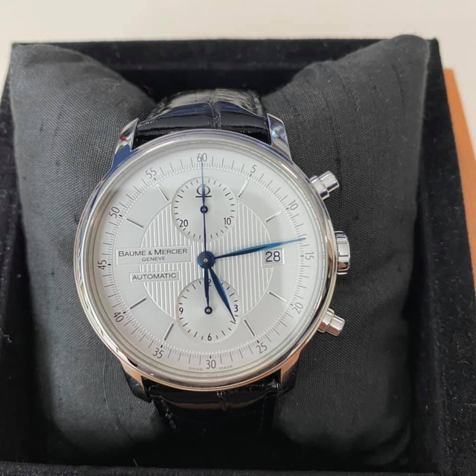 Baume & Mercier Classima Chronograph MOA08692