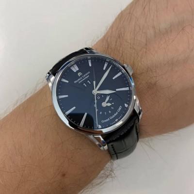 MAURICE LACROIX Pontos Grand Giochet GMT PT6098-SS001-330