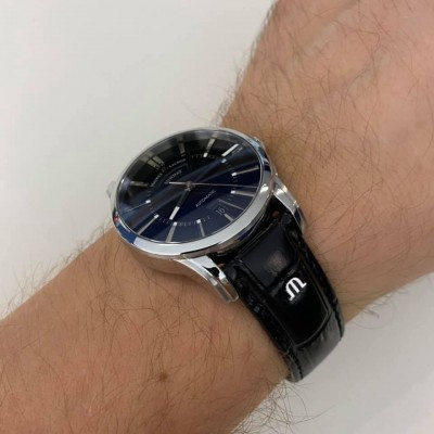 MAURICE LACROIX Pontos Automatic Day Date  PT6158-SS001-33E