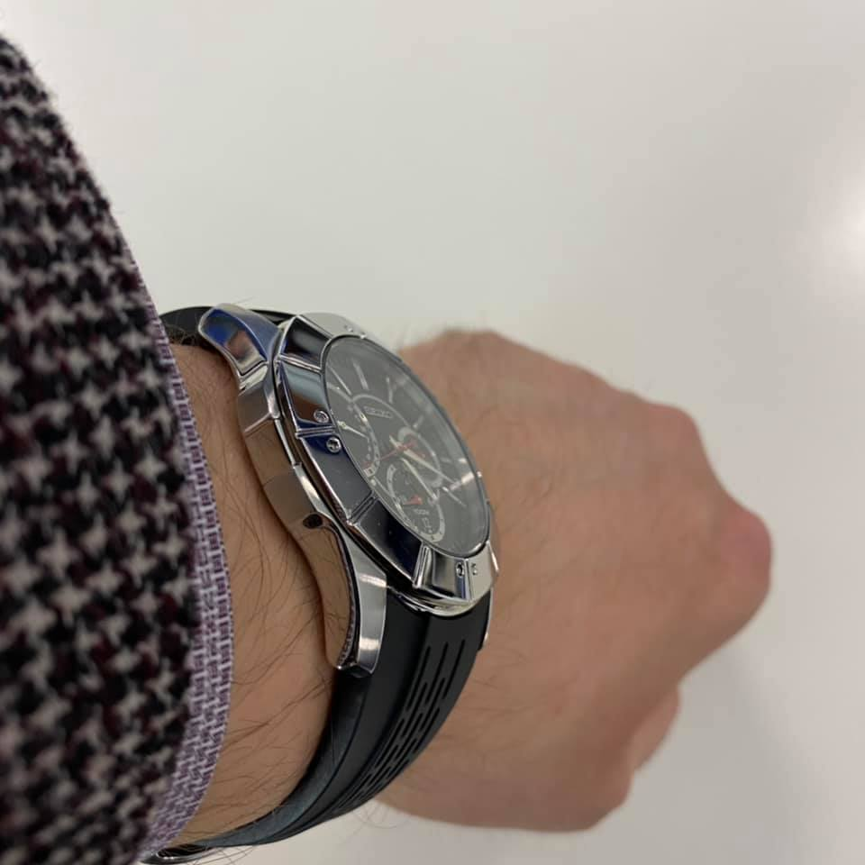 SEIKO Lord Gents Sports Watch SNT0272P2